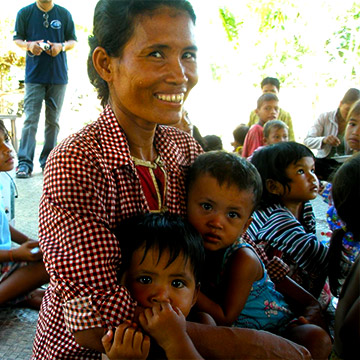 LFS scientists awarded $2.9M to improve nutrition of rural Cambodian women and children