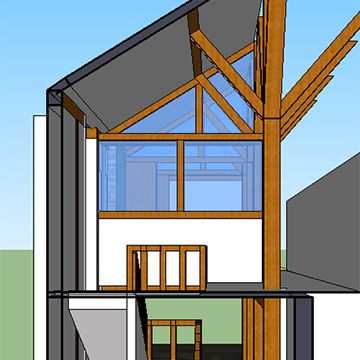 Engineering students design floor extension for Mt Pleasant Neighbourhood House