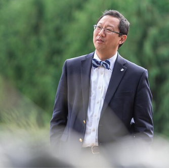 UBC President Santa Ono